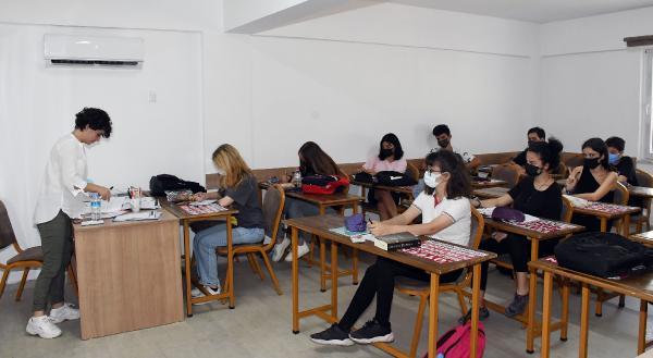 Ahmet Erkal'da tam gün eğitim başladı