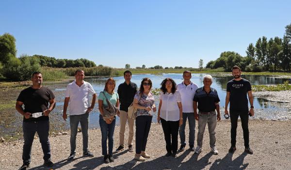 Akdeniz'i korumak ve müsilaja karşı su kaynaklarına yakın takip