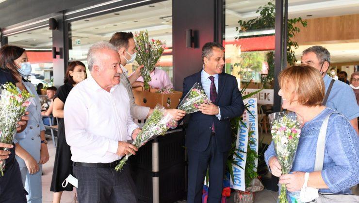 Aksu'da Gaziler Günü yemeği düzenlendi