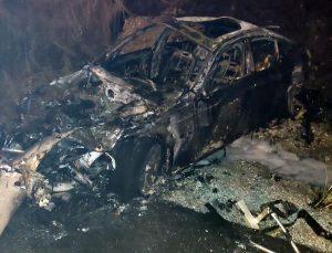 Alanya'da kaza: 1 ölü