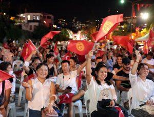 Alanya'da Kırgızistan'ın 30. Bağımsızlık yıl dönümü kutlandı
