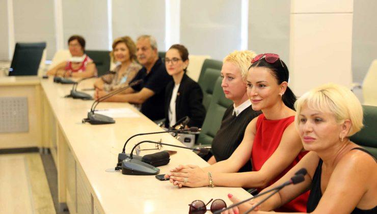 'Alanyalı ve Yeni Alanyalı Kadınlar Elele Üretiyor, Alanya Kazanıyor' projesinde imzalar atıldı