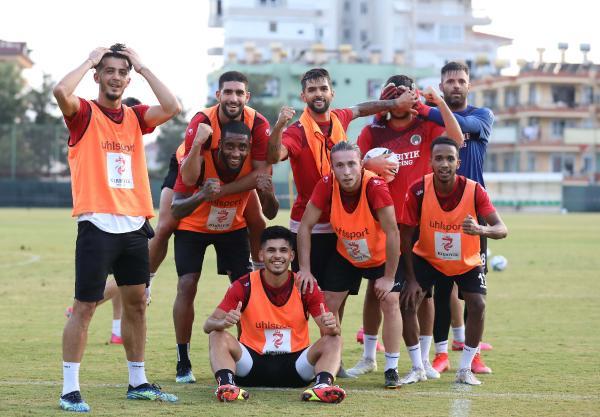 Alanyaspor, Konyaspor'a hazırlanıyor