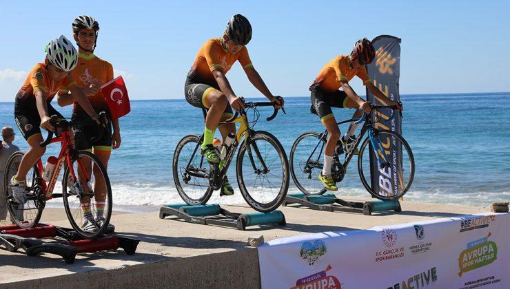 ALKÜ, Avrupa Spor Haftası'nda farklı branşlarda faaliyet gerçekleştirdi.