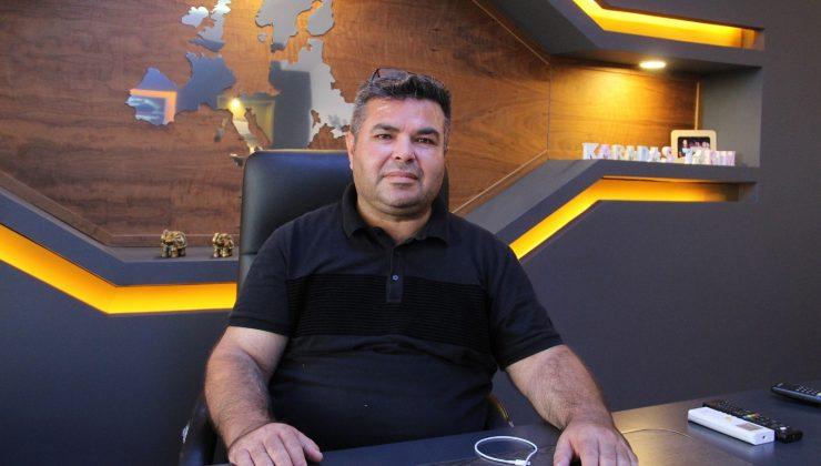 Antalya Hal komisyoncularından denetime destek