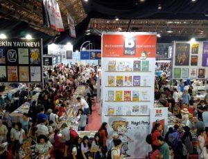 Antalya Kitap Fuarı, 15 Ekim'de
