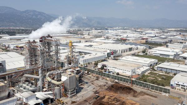 Antalya OSB'de elektrik tüketim rekoru