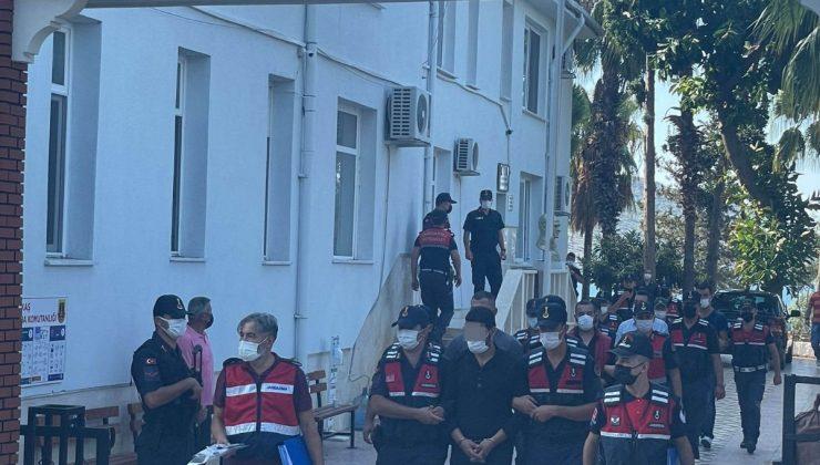Antalya'da bir yıl önceki silahlı saldırının şüphelisi 5 kişi Eskişehir'de yakalandı