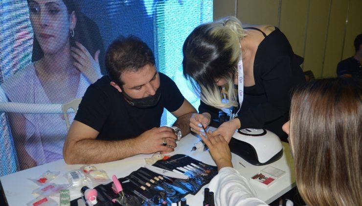Antalya'da güzellik fuarı heyecanı