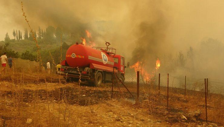 Antalya'da ormanlık alanlara giriş yasağı uzatıldı