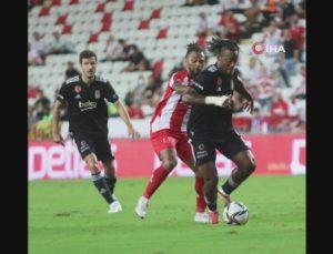 Antalyaspor – Beşiktaş maçından kareler -1-