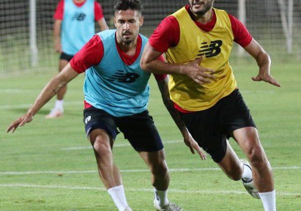 Antalyaspor, Gaziantep deplasmanına odaklandı