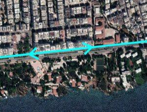'Arabasız Gün' etkinliği için  Konyaaltı Caddesi'nin Güney aksı trafiğe kapanacak