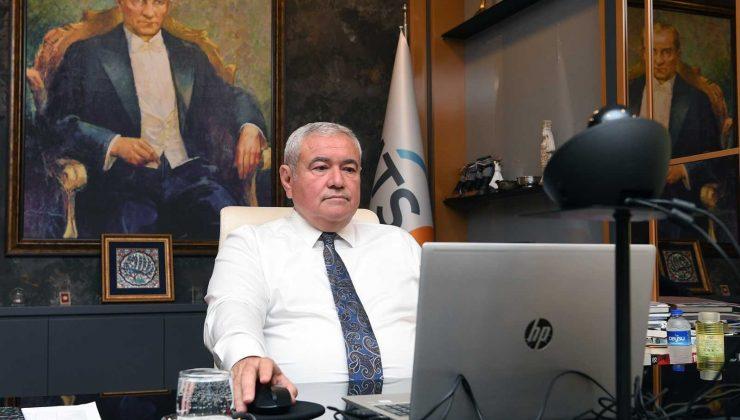 """ATSO Başkanı Çetin: """"2022 sezonu çok daha iyi olacak"""""""