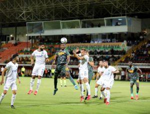 Aytemiz Alanyaspor – Kasımpaşa: 2-0