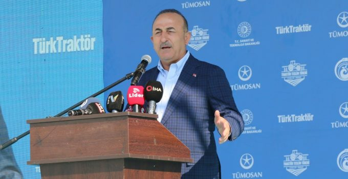 """Bakan Çavuşoğlu: """"Bu işin ciddiyetini biraz anladılar"""""""