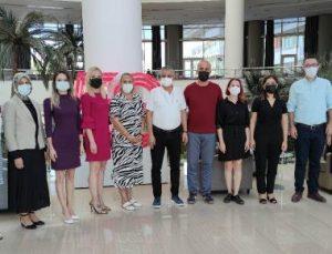 Başkan Topaloğlu, öğretmenlerle bir araya geldi