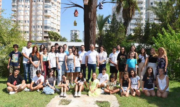 Başkan Uysal, Gençlik Orkestrası'yla buluştu