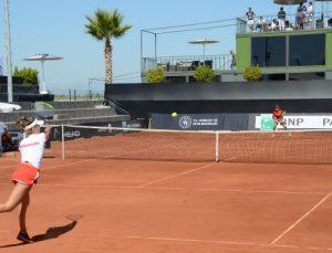 Belek, tenisin iki büyük finaline ev sahipliği yapıyor