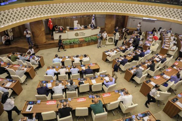 Büyükşehir Belediyesi Eylül meclisi yapıldı