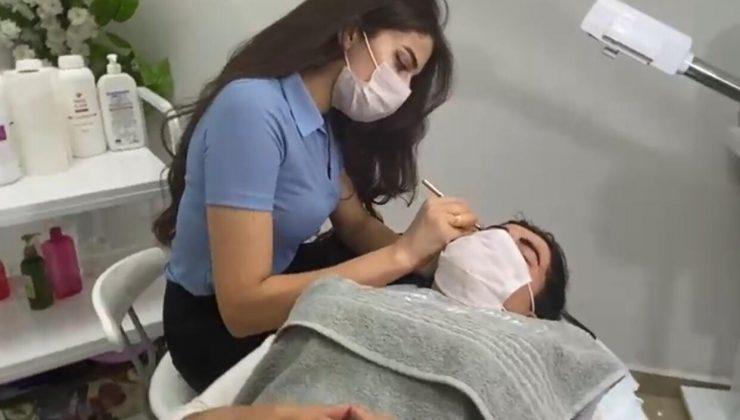 Dalmış Beauty'den kadınlara kıl tekniği kaş uygulaması önerisi