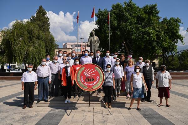 Demre'de CHP'nin kuruluşu kutlandı