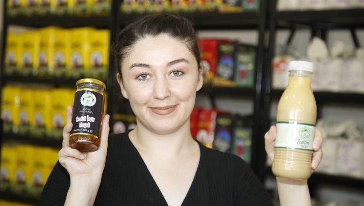 Döşemealtı'ndan kadın istihdamına destek için 'Emekçi Bakkal' marketi
