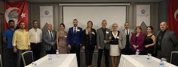 Dünya İş Platformu üyeleri Alanya'da buluştu
