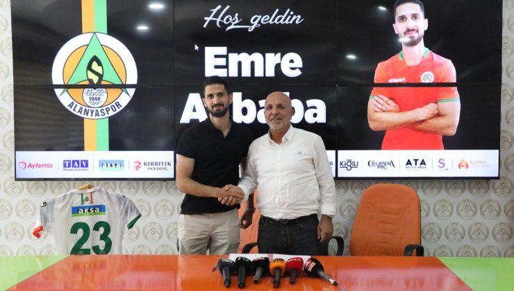 Emre Akbaba, Aytemiz Alanyaspor'da