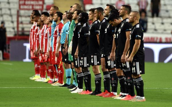 Fraport-TAV Antalyaspor – Beşiktaş (FOTOĞRAFLAR)