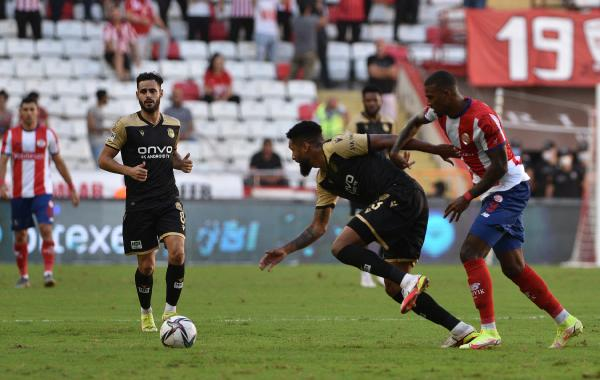 Fraport TAV Antalyaspor – Öznur Kablo Yeni Malatyaspor: 1-0