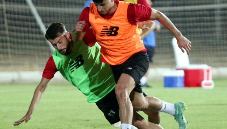 FT Antalyaspor, Gaziantep FK maçı hazırlıklarını sürdürüyor