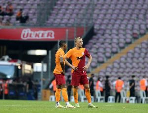 Galatasaray – Aytemiz Alanyaspor: 0-1