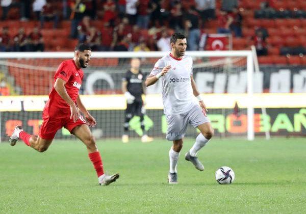 Gaziantep FK – Fraport TAV Antalyaspor: 2-0 (FOTOĞRAFLAR)