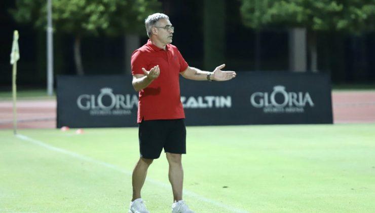 Hazırlık maçı: FT Antalyaspor:2 Çaykur Rizespor:1