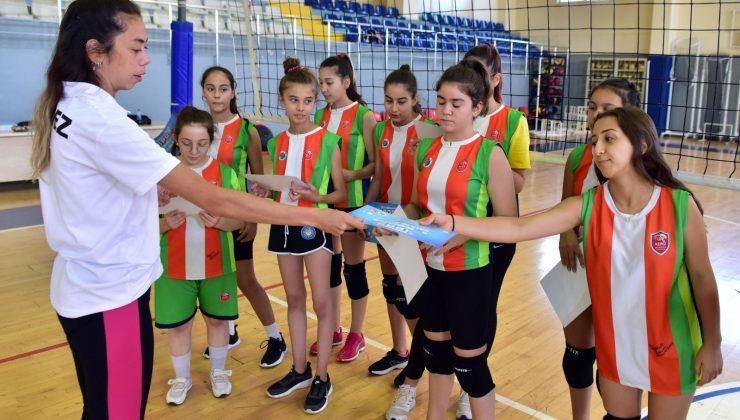 Kepez'de kış spor okulları için kayıtlar başladı