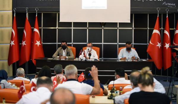 Kepez'in bütçesi 496 milyon liraya çıkarıldı