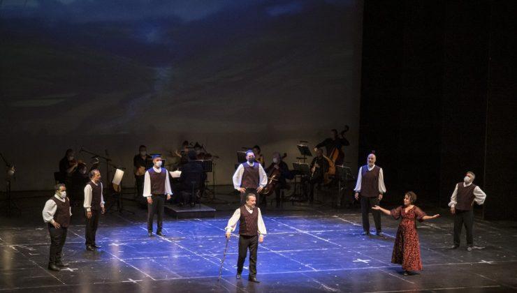 'Memleketim'  müzikali gündüz gösterimi ile sahnede