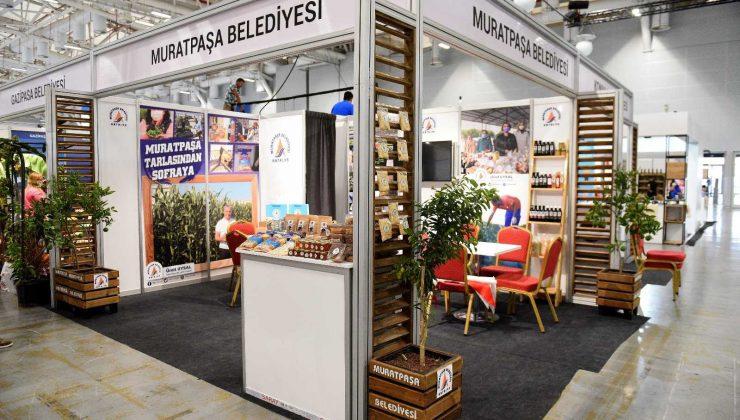Muratpaşa, pandemide ektiği ürünler ile Tarım Zirvesi'ne katılıyor