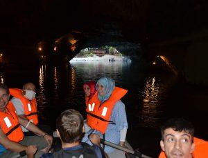 (ÖZEL) Altınbeşik Mağarası'na 2 ayda 20 bin ziyaretçi