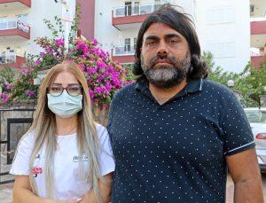 (ÖZEL) Antalya'daki palalı saldırıya ait yeni görüntüler ortaya çıktı