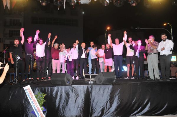 Serik'te CHP'nin 98. yıl dönümü kutlandı
