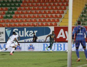Süper Lig: Alanyaspor: 1 – GZT Giresunspor: 0 (Maç sonucu)