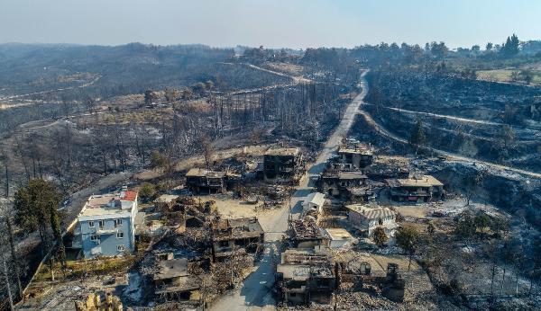 Ticaret ve sanayi odalarından yangın dayanışması