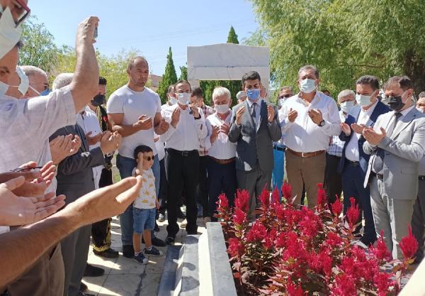 Türkün ilk er meydanı Elmalı'da güreşler dualarla başladı