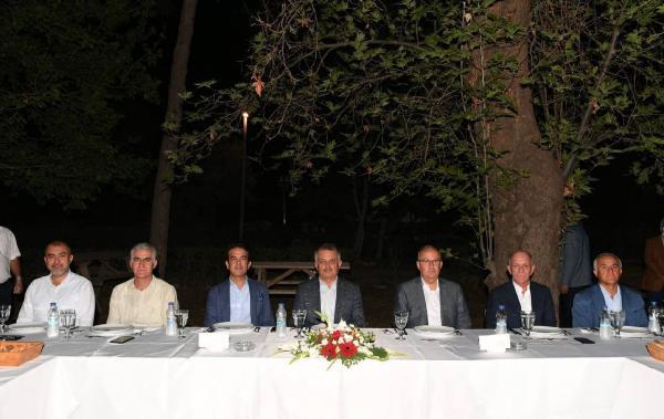 Vali Yazıcı: Antalya'nın ekonomisini daha da güçlendireceğiz