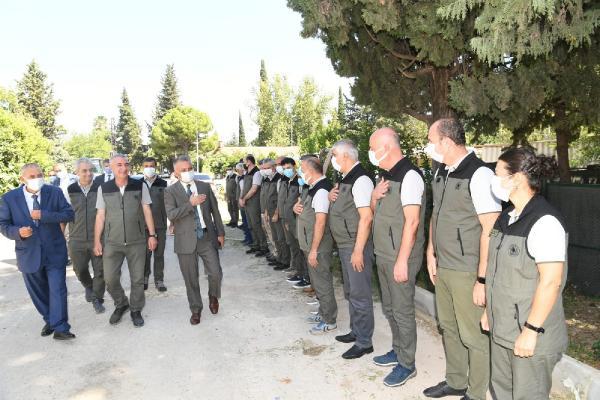 Vali Yazıcı: Daha yeşil bir Antalya bırakmak istiyoruz