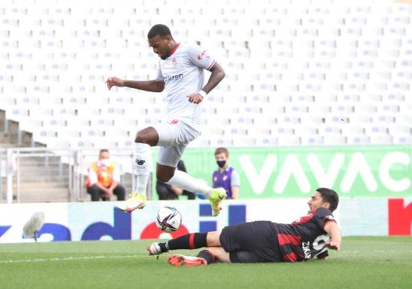 VavaCars Fatih Karagümrük – Fraport TAV Antalyaspor: 0-0