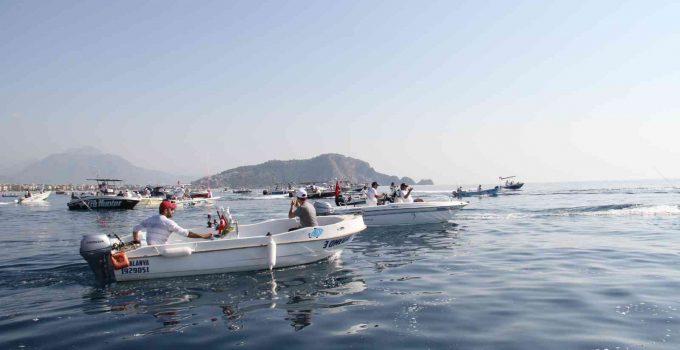 2021 Alanya Fishing Tournament başlıyor