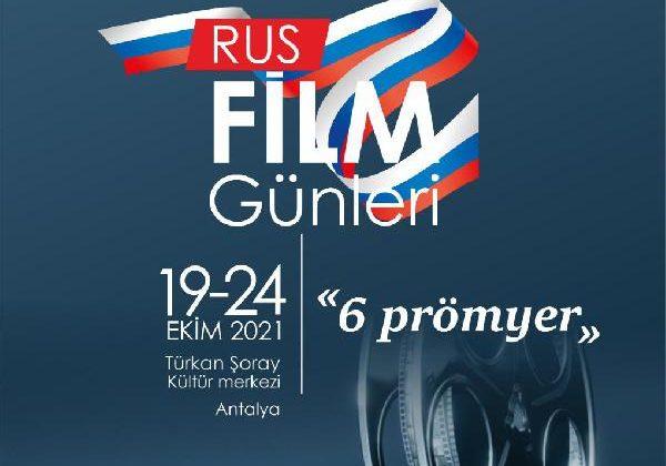 2021'in en iyi Rus filmleri Antalya'da